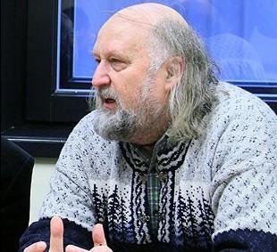 Kauno miesto meras Andrius Kupčinskas, kompozitorius Giedrius Kuprevičius ir režisierius Gytis Padegimas