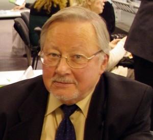 Prof. V.Landsbergis, J.Vaiškūno nuotr.