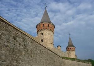 Podolės Kameneco pilis