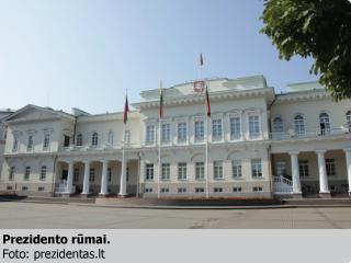 Lietuvos Respublikos Prezidentūra