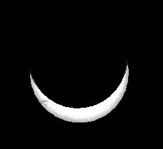 Jei sausio 4 d. bus giedra - Saulė atrodys taip, J.Vaiškūno pieš.