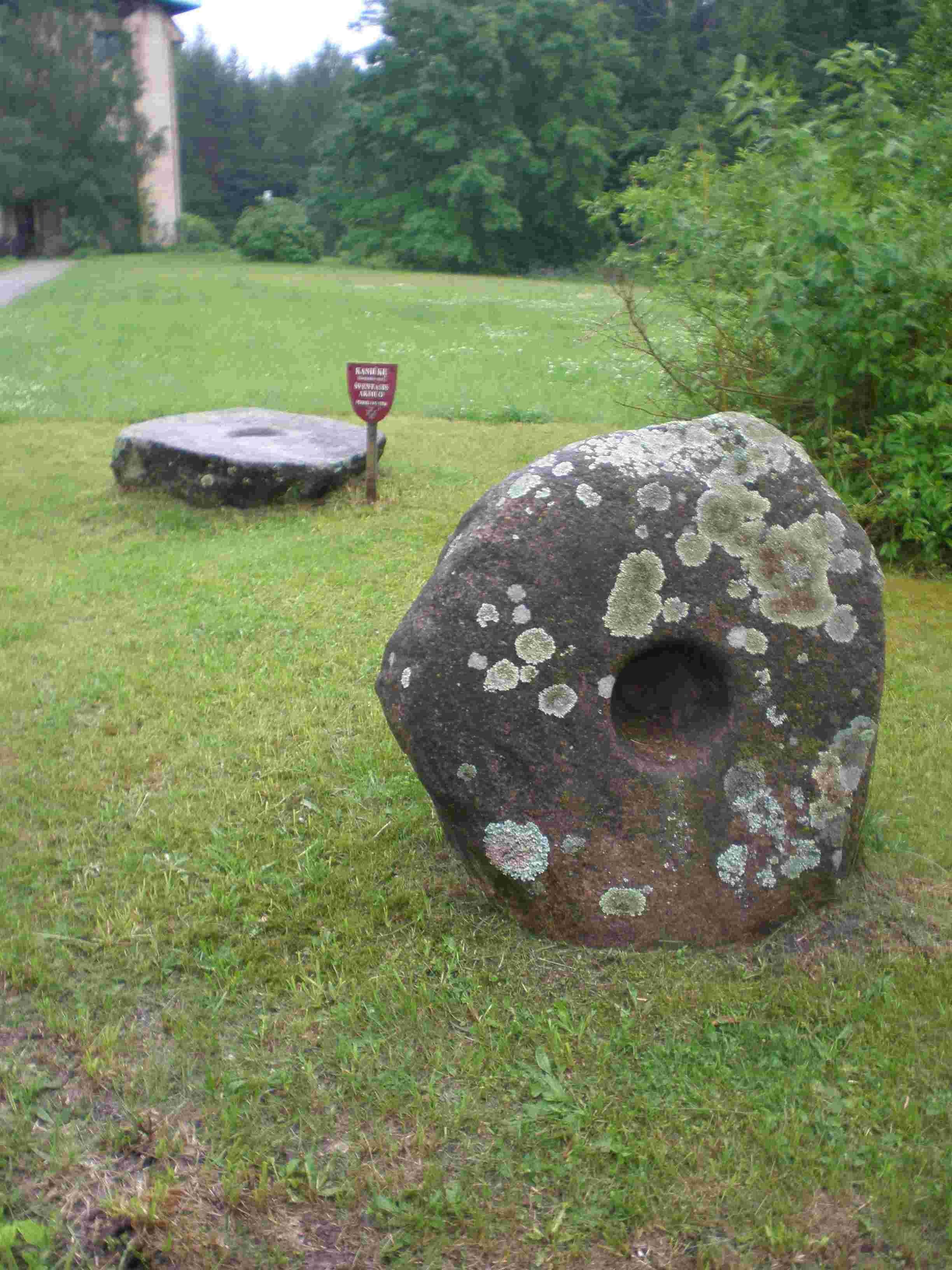 Šventieji akmenys prie Observatorijos | D.Stanaitytės nuotr.