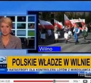 2013 m. Lenkijos valdžia Vilniuje
