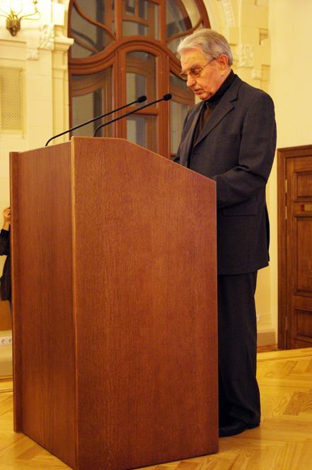 Justinas Marcinkevičius, 2010 11 23, J.Vaiškūno nuotr.