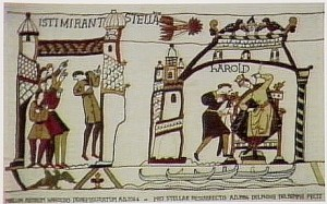 Haroldas II ir kometa