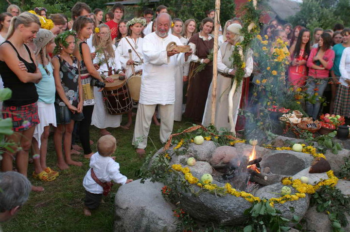 Žemynos šventės apeigos