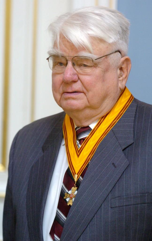 Eugenijus Algimantas Bartkus, 1925-2011
