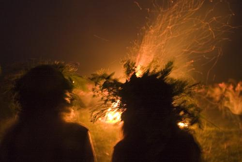 Kupalos šventės naktis
