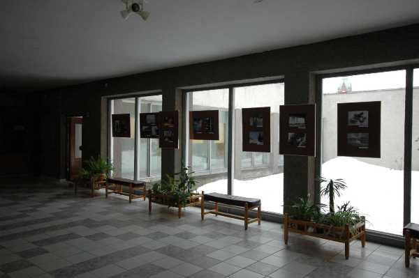 8. Lukono fotografijos studijos ekspozicija kultūros centre