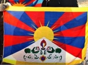 """2010 akcija """"Už Tibetą"""", freetibet.lt, V.Digimo nuotr."""