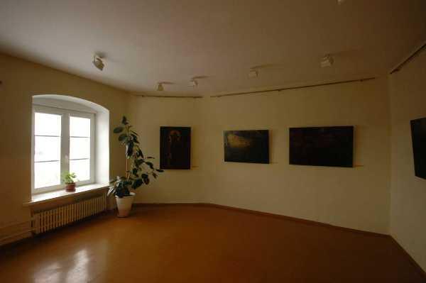 18. Vidmanto Zarėkos paveikslų paroda Kelmes krašto muziejuje-dvare - iš Menas senuosiuose dvaruose