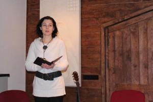 R.Grybaitė dėkojo visiems, vykdžiusiems projektą ar kitaip prisidėjusiems prie jo įgyvendinimo, musulaikas.com nuotr.