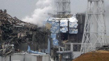 Pažeistas reaktorius, Fukušima-1 AE
