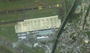 Sendai oro uostas 2010 metų rugpjūčio mėnesį.