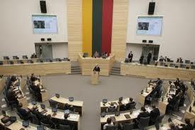 Balsavimas Seime, diena.lt nuotr.