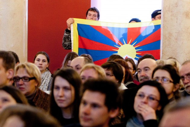 Tibetui skirtos akcijos