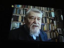 Vladimiras Toporovas, kadras iš A.Tarvydo filmo