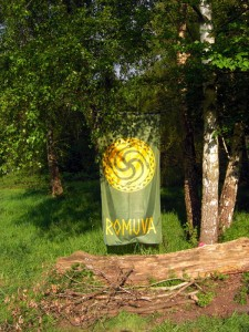 Romuvos vėliava