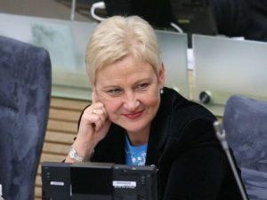 Irena Degutienė | lrs.lt nuotr.