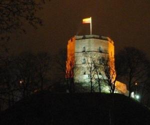 Gedimino pilies bokštas | Alkas.lt, J.Vaiškūno nuotr.
