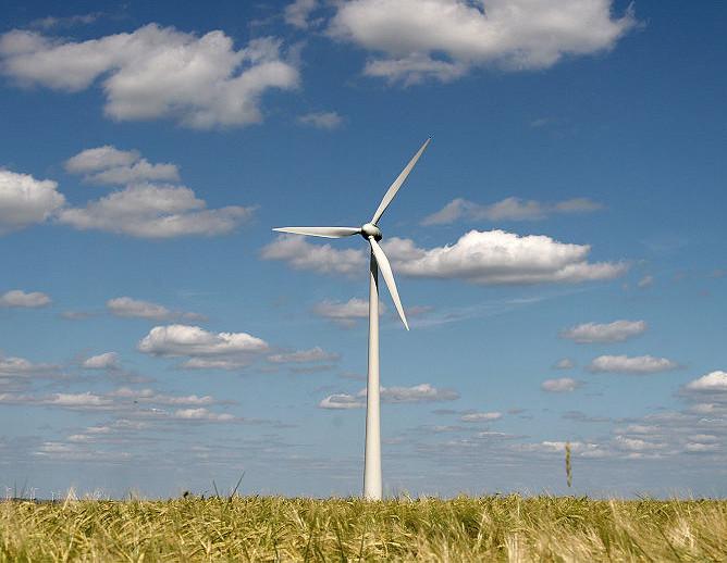 vėjo_jėgainė