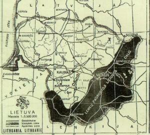 Lenkijos okupuotas Vilniaus kraštas