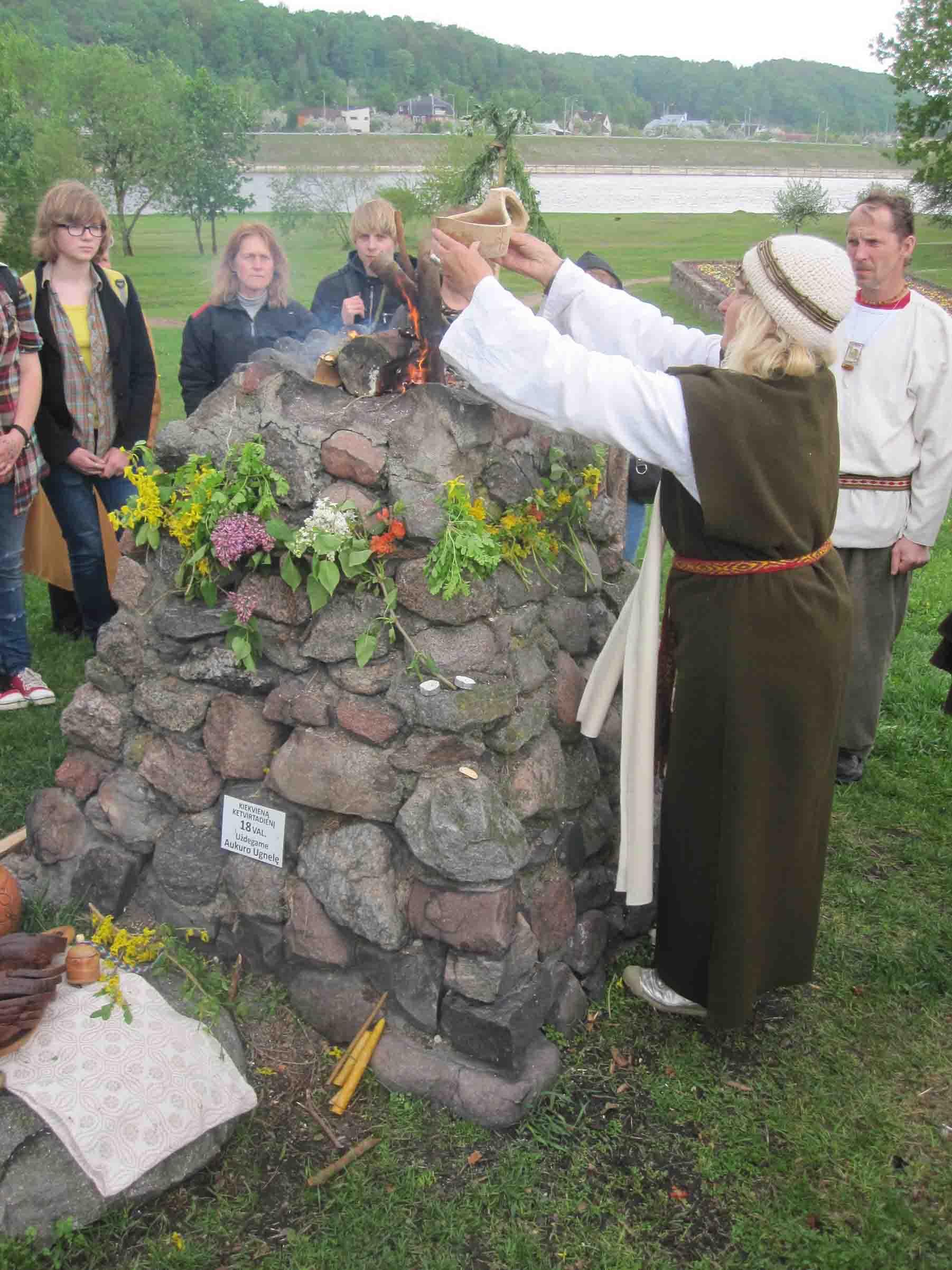 Kaune Mildos šventė