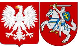 Lietuva-Lenkija-herbai
