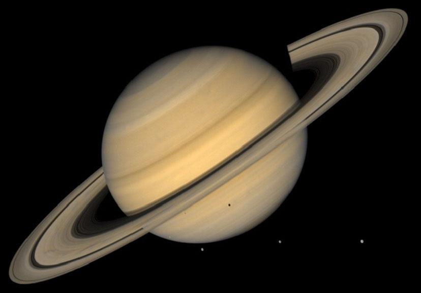 Saturnas (bloggerspoint.com nuotr.)