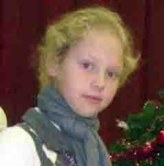 Goda Juršėnaitė (5a klasė, Ignalina)