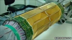 Eksperimentai vykdyti ypatingai šaltoje stipraus magneto kameroje