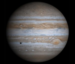 "Jupiteris | ""Casini"" zondo nuotr."