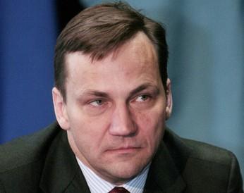 Radoslavas Sikorskis ELTA/V.Kopūsto nuotr.