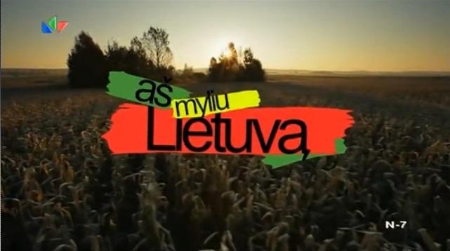 LNK realybės šou Aš myliu Lietuvą