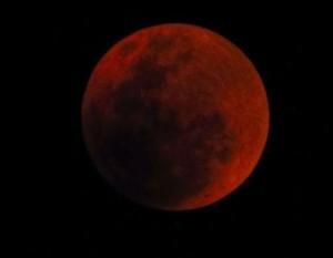 Pilnas Mėnulio užtemimas