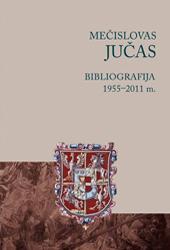 M.Jučo 1955–2011 m. bibliografijos viršelis