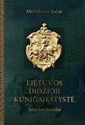 Naujausios M.Jučo monografijos viršelis