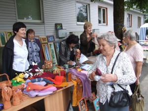Molėtų miesto šventė 2010 m. | A.Boratinsko nuotr.