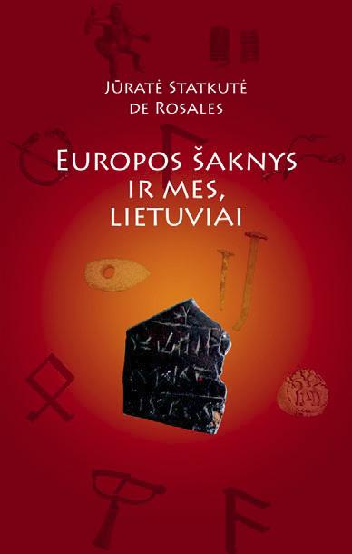 Naujausia Jūratės de Rosales knyga