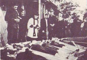 Armijos Krajovos išžudyti Dubingių gyventojai lietuviai (1944 06 23) | Archyvinė nuotr.