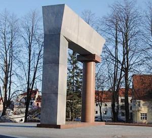 Arkos paminklas