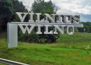 Vilnius – Wilno? | Alkas.lt asociatyvinė nuotr.