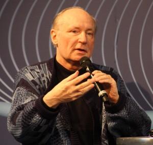 E.Drevermanas Leipcigo knygų mugėje 2010 m.