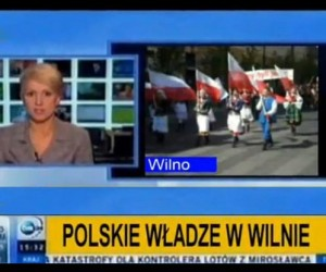 Lenkijoje sukurtas provokacins filmas apie Vilniaus susigražinimą | saltinis youtube.com