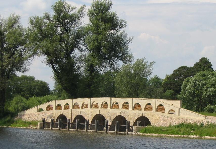 Pakruojo dvaro tiltas