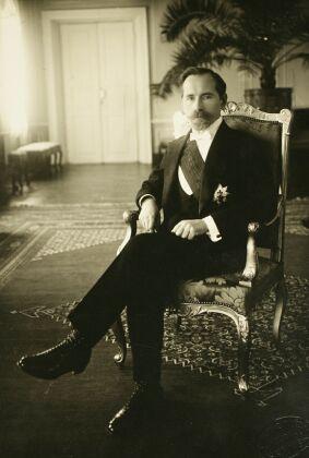 Lietuvos Respublikos Prezidentas Antanas Smetona