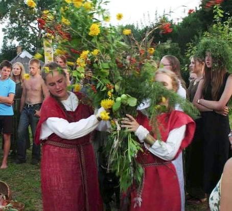 Žolinės Dvarcciškiuose, 2010 m. | V.Leko nuotr.