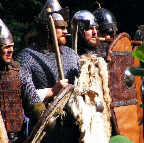 Baltų kariai
