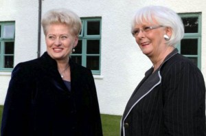 Lietuvos Prezidentė Dalia Grybauskaitė susitiko su Islandijos Ministre Pirmininke Johana Sigursdottir | president.lt nuotr.