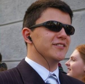 Vytautas Sinica, TSPMI studentas